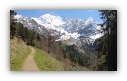 Tour du Mont Blanc avec Maison de la Montagne